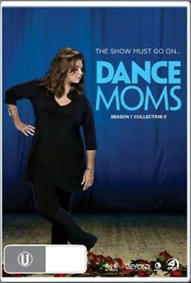 DANCE MOMS  SEASON 7 collection 2  -   DVD - UK Compatible