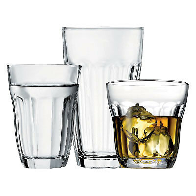 NEW 3 Style Baroque Tumblers Pasabache Glasses