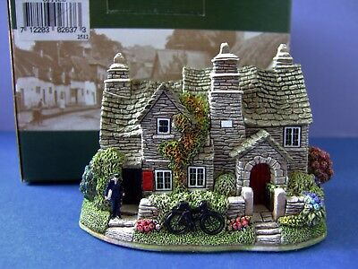 A Lilliput Lane Tintagel Old Post Office (L2637) Boxed with Deeds