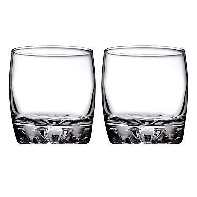 NEW Sylvana Whisky Double Old Fashioned Glasses Pasabache Glasses