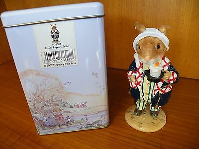 Regency Fine Arts - Tales of Honeysuckle Hill - Russell Ragwert Rabbit R38387