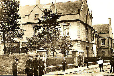 GLAMORGAN - Pre 1918 Postcard depicting Sailors Home, CARDIFF