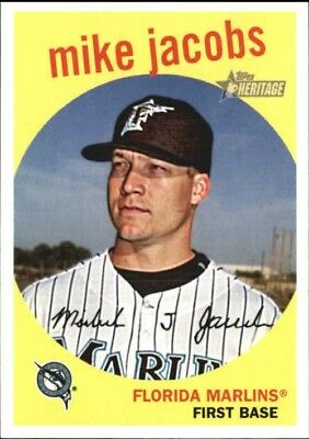 2008 Topps Heritage Baseball #631 - #720 - Choose Your Cards