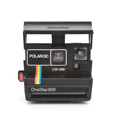 Vintage -WORKING- Polaroid OneStep 600 Instant Camera