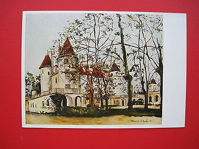 "1969 WEST GERMANY postcard ""Das Alte Schloss"" with interesting postage stamps"