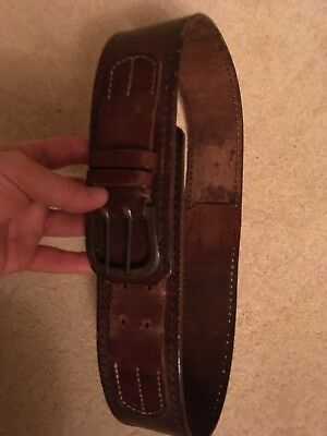 WW2 Japanese Officers Belt Pacific Army