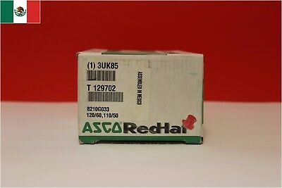 Asco Red Hat 8210G033 Nib