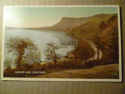 Postcard- GLENCAR LAKE, NEAR SLIGO,  Ireland, Sligo, R.679