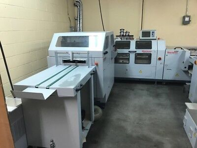 2013 Horizon Saddle stitcher SPF-30