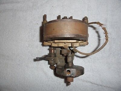 WEBSTER MAGNETO & IGNITER HERULES/ECONOMY Hit and Miss GAS ENGINE,