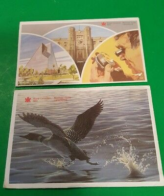 1983 and 1997 Canadian mint sets