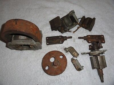 WEBSTER MAGNETO PARTS LOT   Hit and Miss gas engines