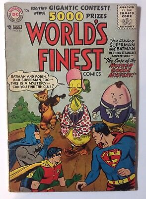 World's Finest 83 G/vg