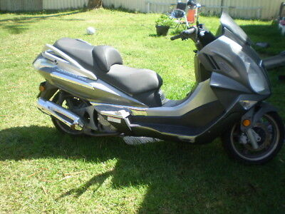 jetmax 250 scooter