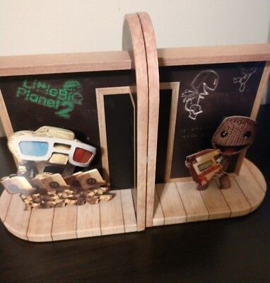 Used Little Big Planet 2 Bookends