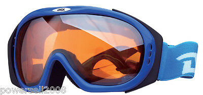 Ski Or Outdoor Sport Pure Resin Double-layer Anti-fog Ski Goggles