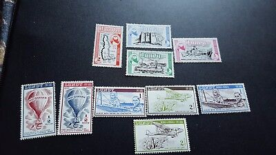 lundy stamps collection mhog n381