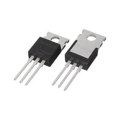 10Stks IRF4905 IRF4905PBF MOSFET FET Field Effect Transistor 55V/74A 200W TO-220