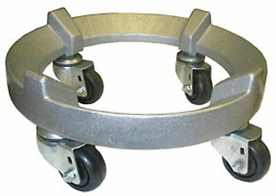 Omcan 23512 Heavy Duty Bowl Dolly, Truck For Hobart Mixer 30 60 80 140 Qt
