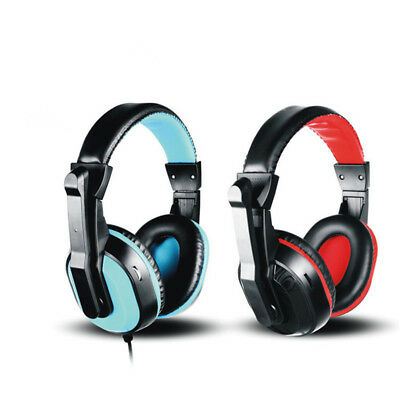 3.5mm Sports Gaming Headset XP Mic Headphones Stereo Surround Adjustable Headset