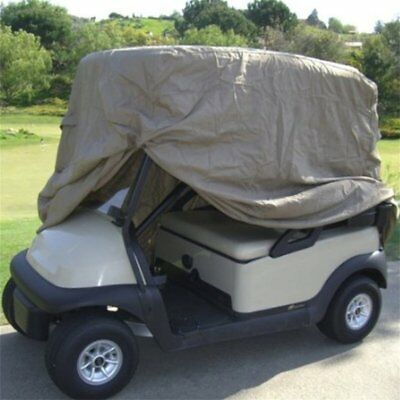 Waterproof Dustproof Ultraviolet-proof for Golf Cart Storage Cover for Car!