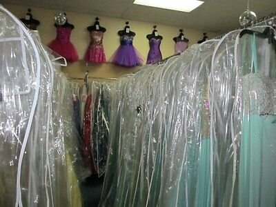 LOT of 6 PROM PAGEANT HOMECOMING CRUISE FORMAL DRESSES SIZE 10-12 NWT $1200 VALU