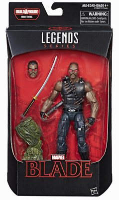 Marvel Legends Netflix Series Blade Figure