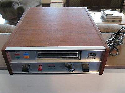Pioneer Craig 3302 Vintage 8 Track Home System Stereo Player