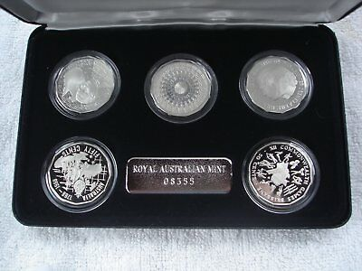 1989 Masterpieces in Silver, Royal Australian Mint