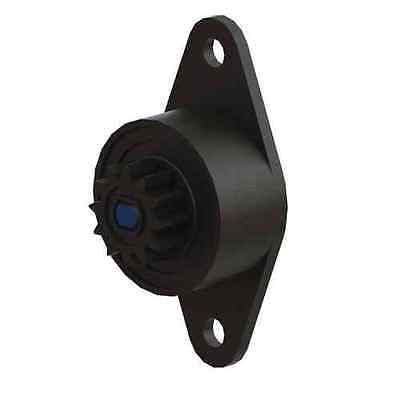 SKIFFY Motion control Rotary damper with gear 1.1 Ncm 078202099999