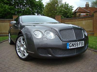 Bentley Continental GT 6.0 Mulliner Automatic
