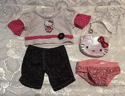 Build A Bear Clothes - Huge Collection - See Other Items Also