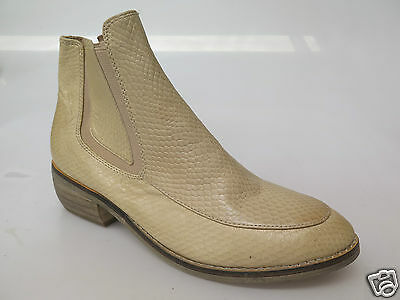 Django & Juliette - new ladies leather ankle boot size 37 #122 *FINAL CLEARANCE*