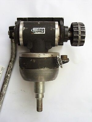 Vintage Miller Fluid Camera Pan and Tilt Head     POSTAGE AS REQUIRED
