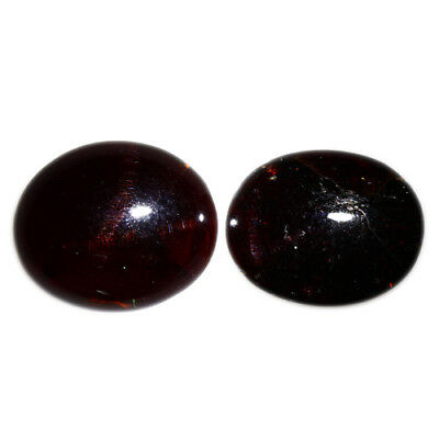 20.230 Ct Exclusive Brilliant! 100% Natural Top Red Garnet Star Unheated Cab !!!