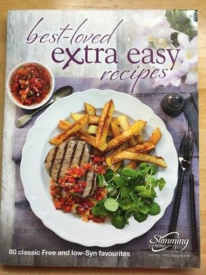 Slimming World Book - Best Loved Extra Easy Recipes *NEW*