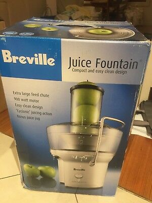 Breville Juice Fountain BJE200 / Juicer / Blender