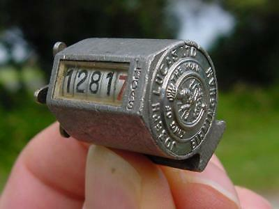 Vintage Lucas Bicycle Odometer-King Of The Road-Joseph Lucas Birmingham-Cycling!