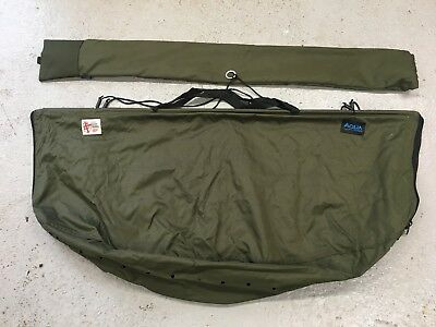 AQUA Weigh Sling - used once due to blanking all the time! Carp fishing