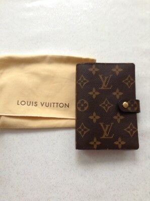 Genuine Louis Vuitton small Agenda Cover Never Used With Gift Box