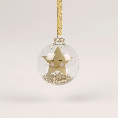 Sass & Belle Merry Christmas Sweet Dreams Star Bauble