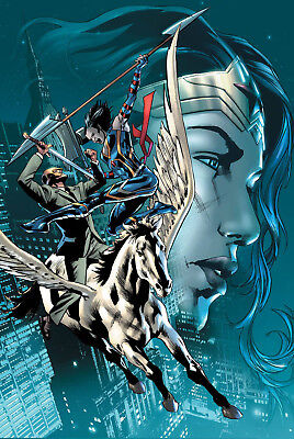 Wonder Woman #33 (2017) 1St Printing Bagged & Boarded Dc Comics Universe Rebirth