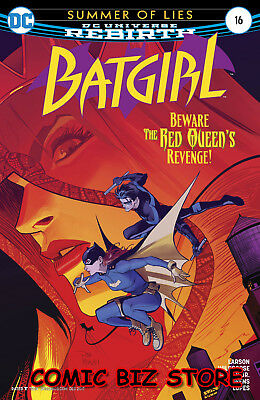 Batgirl  #16 (2017) 1St Printing Bagged & Boarded Dc Universe Rebirth