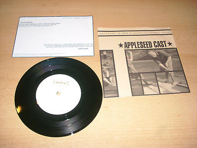 """7"""" Single - Appleseed Cast - Tale of the Aftermath"""