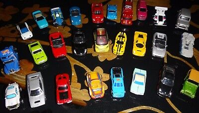 Micromachines bundle 3 playsets with 25 small vehicles