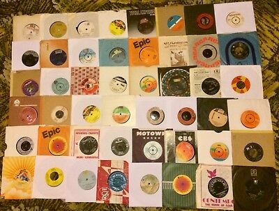 A Fantastic collection of 101 Mixed Soul/Funk/Motown/Disco Singles
