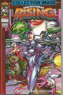 collection image   semic   wildstorm  rising  N°3   tome 1