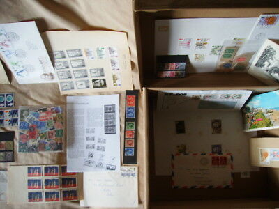 GLORY BOX mixed GB  PLUS (inc QV, EDVII to QEII , Covers,album pages & more !)