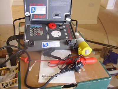 Seaward PAT 1000X Portable Appliance Tester