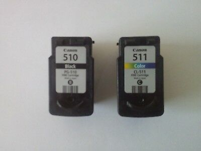 Canon empty ink cartridges PG510 CL511